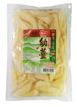 【龍宏】嫩薑(袋裝540g)