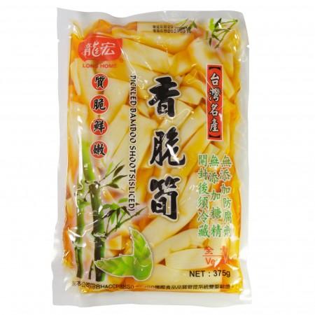 【龍宏】香脆筍(袋裝375g)