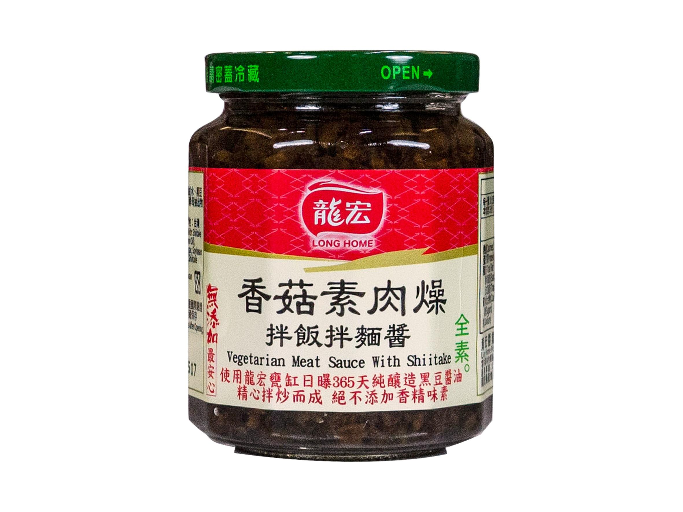 香菇素肉燥 260g