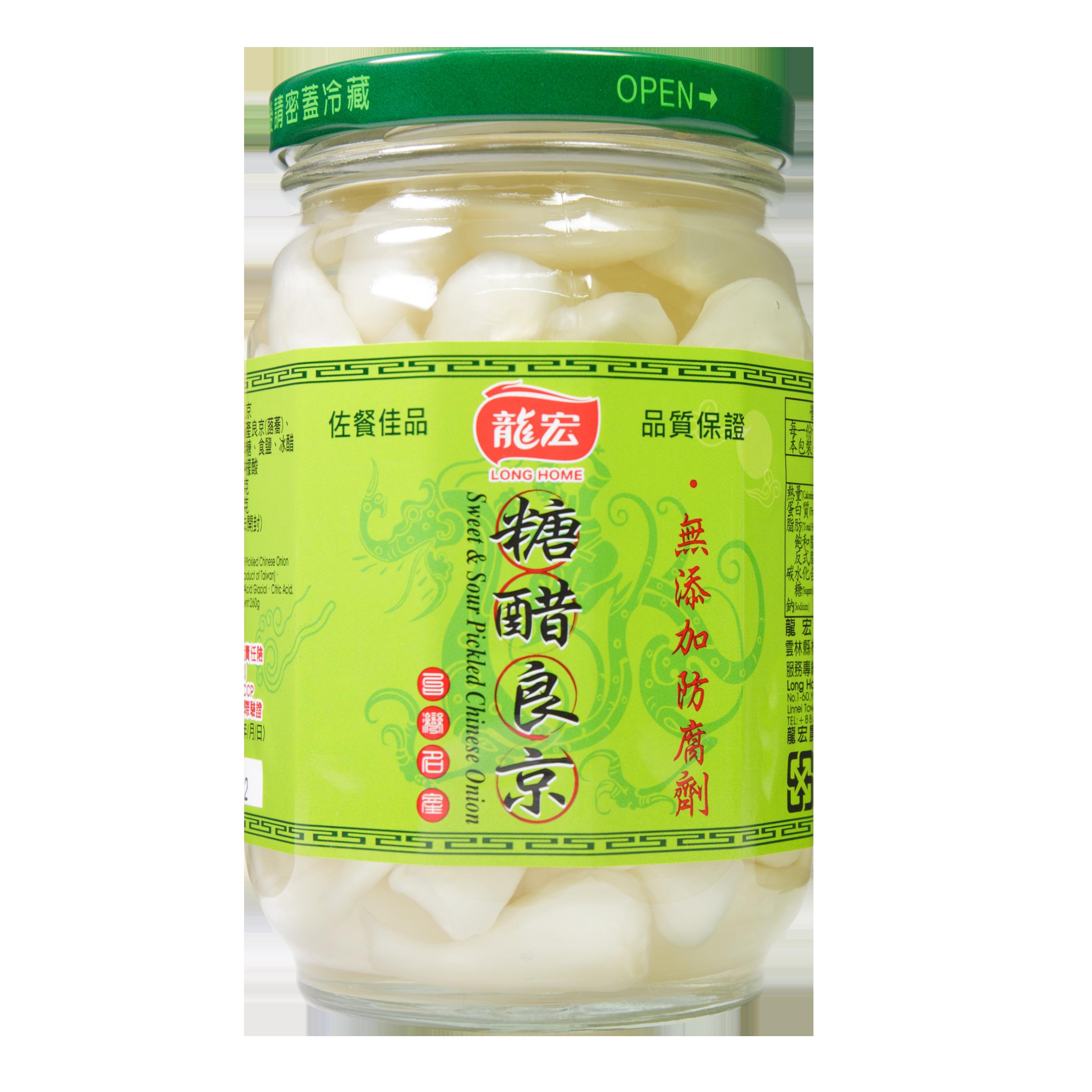 糖醋良京 470g (蕎頭、蕗蕎)