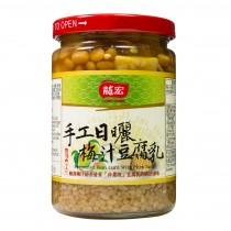 【龍宏】手工日曬梅汁豆腐乳(430g)