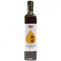 【龍宏】輕焙初榨純香油(白麻)