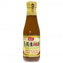 【龍宏】豆乳花生辣醬(240g)